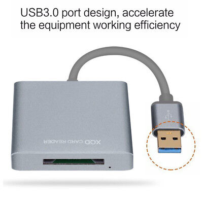 $ CDN32.63 • Buy NEW USB3.0 XQD Card Reader XQD 2.0 USB 3.0 Card Reader Adapter Writer 500MB/S