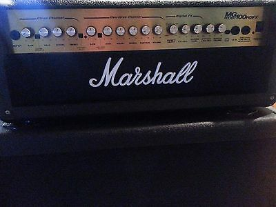 £299.99 • Buy Marshall Mg100 Hdfx Guitar Half Stack,amplifier & 4 X12 Cab,lovely Condition