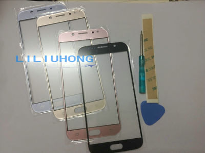 AU6.35 • Buy Front Outer Screen Glass Lens Replacement For Samsung Galaxy J5 Pro(2017)J530