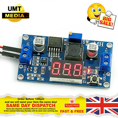 £3.95 • Buy LM2596 Step-down LM2596S Power Voltage Converter Module DC 4.0~40 To 1.3-37V LED
