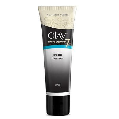 AU15.20 • Buy Olay Total Effects 7 In 1 Anti-aging Cream Cleanser 100G Removes Dirt Impurities