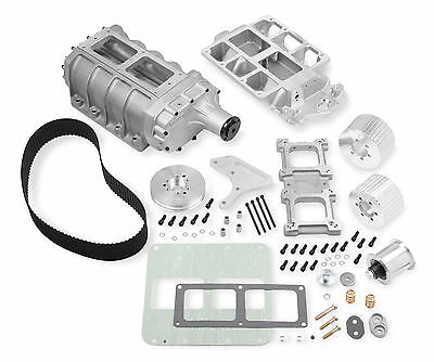 $3552.29 • Buy Weiand Chevy Small Block (1955-86), 6-71 Supercharger 1/2  Pitch Belt Satin