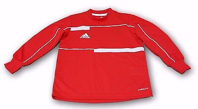 9b2096907a3 Adidas Goalkeeper Jersey Freno 12 Infant Size Red/White Padded Sleeves NWT  • 19.99$