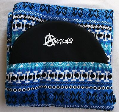 AU79.95 • Buy Anticorp Mal Surfboard Sock Cover 9 Ft Blue Acrylic Made In Taiwan Not China