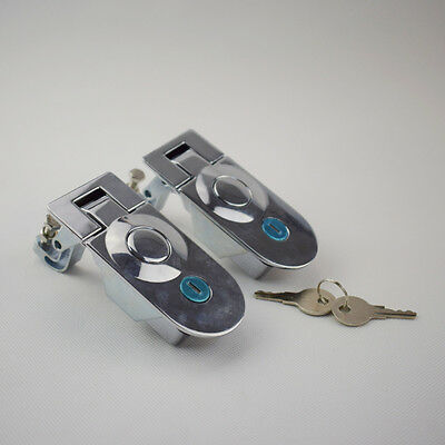 $ CDN43.58 • Buy 2PCS Compression Latch Lock Southco C5-21-35 Horse Trailer Sealed Lever Decent