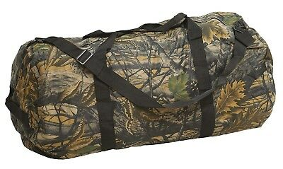 £15.95 • Buy Camouflage Canvas Hunting Army Style Carryall Holdall