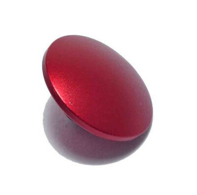 £3.65 • Buy High Quality Shutter Button Soft Release Metal Convex Red