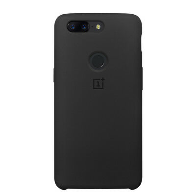 AU33.38 • Buy Official Silicone Microfiber Original Skin Back Case Cover For Oneplus 6 6T 5T
