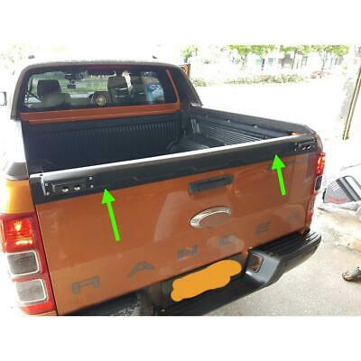 AU88.55 • Buy Fit 12+ Ford Ranger T6 PX MK Wildtrak Black Tailgate Cover With LED Reverse