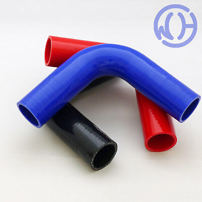 £11.48 • Buy Silicone Hose 90 Degree Elbow Turbo Radiator Heater Coolant Hose Water Pipes