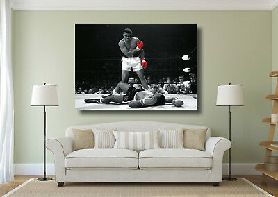Muhammad Ali Boxing Giant 1 Piece Wall Art Poster Print - Various Size Options • 17.50£
