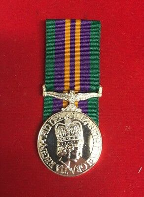 £19.99 • Buy Accumulated Campaign Service Medal ACSM 2011 Full Size Superb Copy