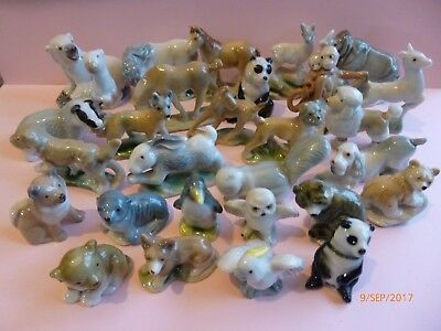 Wade Whimsies 1st's First Various Animal Figures From 1st Whimsie Sets • 5.99£