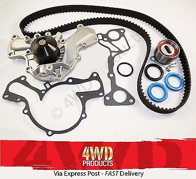 AU119 • Buy Water Pump/Timing Belt Kit For Pajero NF NG NH NJ NK 3.0-V6 6G72 (88-97)