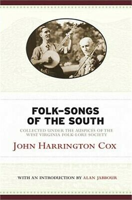 £20.22 • Buy Folk-Songs Of The South: Collected Under The Auspices Of The West Virginia Folk-