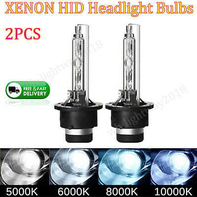 Headlight Bulbs 35W Factory Direct Replacement Imperial Xenon HID D2S D2R D2C