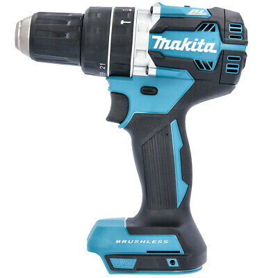 View Details Makita DHP484Z 18v LXT Li-ion Brushless Combi Drill Body Only • 87.45£