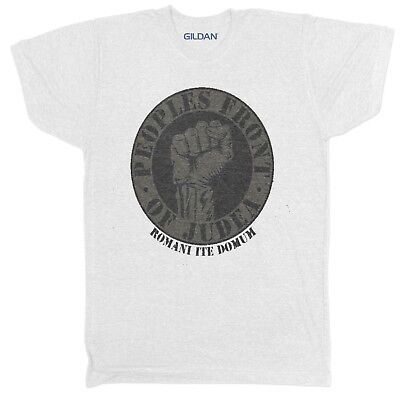 £4.99 • Buy Peoples Front Of Judea Life Of Brian T Shirt 80's Monty Python Film Movie