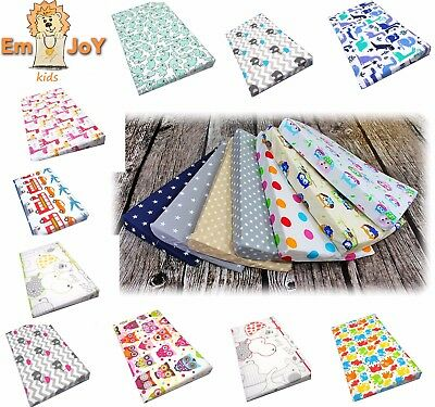 £11.95 • Buy WEDGE PILLOW PILLOWCASE REPLACEMENT COVER BABY CRIB CRADLE COT KLIN 30x37 60X37