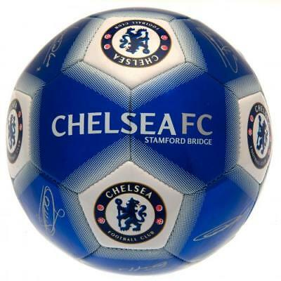 £10.99 • Buy CHELSEA FC  Football Size 5 Club Crested SIGNATURE By Chelsea F.C.