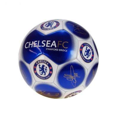 Chelsea FC Official Football Gift Signature Mini Ball • 13.99£