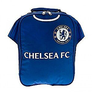 Chelsea FC Official Football Gift Kit Lunch Bag • 8.99£