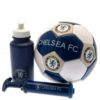 Chelsea FC Official Football Gift Football Set • 15.99£
