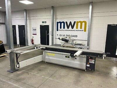 £4380 • Buy USED ROBLAND Z320 3.2M 3 PHASE PANEL SAW £3650 ExVAT