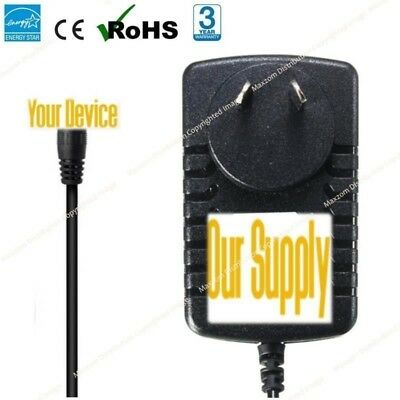 AU12.79 • Buy Replacement Power Supply For 2A Wall Motorola Xoom 2 Tablet MZ615 MZ616 BA
