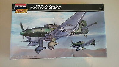$36 • Buy 1/48 Scale Revell  WWII German JU87R-2 Stuka  Fighter