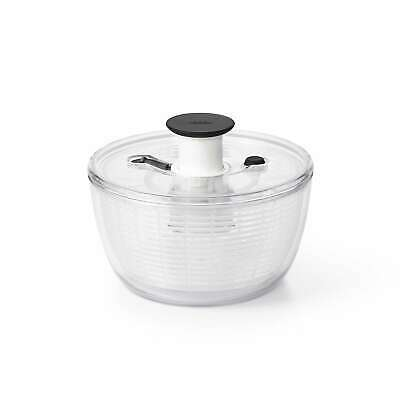£20.99 • Buy OXO Goodgrips Compact Small Salad & Herb Spinner With Serving Bowl 1351680V3