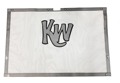 $ CDN95.59 • Buy Kenworth T800/W900S Premium KW Bug Screen BS-75619 T-800