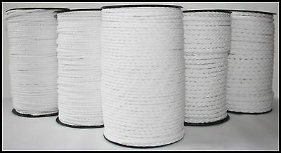 Cotton Piping Cord Rope Upholstery Cushions Edging Trimming Crafts 1mm 2mm 3mm 5 • 3.29£