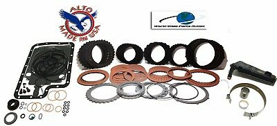 AU662.93 • Buy Ford 4R100 Rebuild Kit Master 2X4 High Performance Power Pack Stage 3 1998-UP