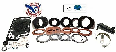AU662.93 • Buy Ford 4R100 Rebuild Kit Master 4X4 High Performance Power Pack Stage 3 1998-UP