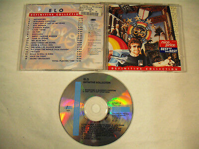 £1.26 • Buy ELO  Definitive Collection  CD
