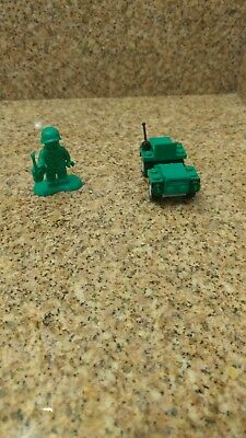 Lego Toy Story Army Jeep (30071) 100% Complete With Instructions • 11.63£