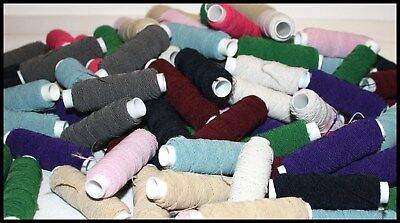 £2.29 • Buy Shirring Elastic Thread 20 Metre Spools -coloured Reels For Sewing Crafts