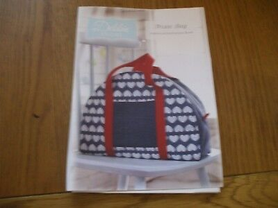 Lot Of 10 Debbie Shore Trixie Bag Sewing Patterns And Instruction Books • 14.99£