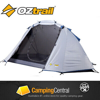 AU79.99 • Buy OZTRAIL NOMAD 1 PERSON Compact Hiking Lightweight Tent 2kg