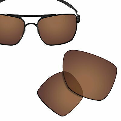 £8.69 • Buy Polarized Replacement Lenses For-OAKLEY Deviation Sunglasses Earth Brown UVA&UVB