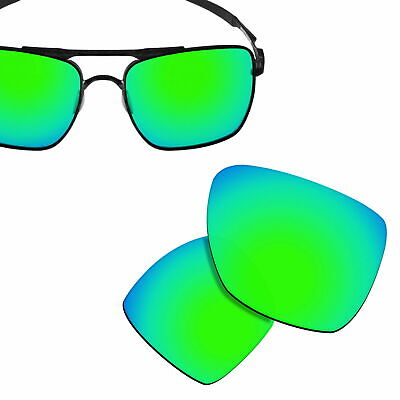 £8.69 • Buy Polarized Replacement Lenses For-OAKLEY Deviation Sunglasses Green UVA&UVB