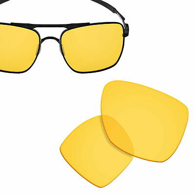 £7.96 • Buy Replacement Lens For-OAKLEY Deviation Sunglasses HD Yellow UVA&UVB