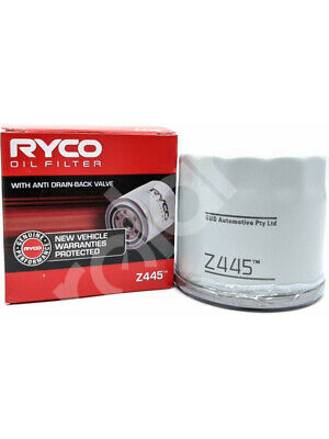 AU23.87 • Buy Ryco Oil Filter FOR NISSAN X-TRAIL T30 (Z445)