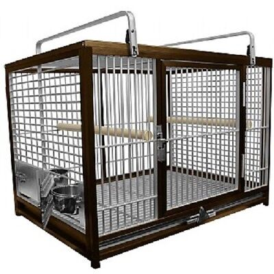 £474.99 • Buy King's Cages Aluminium Parrot Travel Cage - Large - Available In 4 Colours