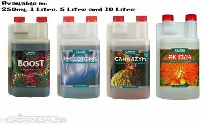 Canna Additive Full Range Boost Rhizotonic Cannazym PK13/14 250ml 1 Litre 5L 10L • 12.99£