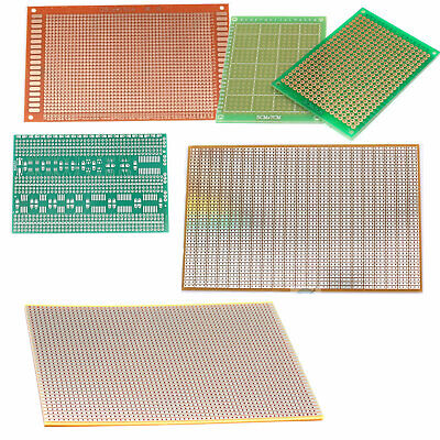 £4.25 • Buy PCB Prototyping Experiment Boards Project Matrix Or SMD  Printed Circuit Board