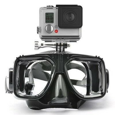AU49.95 • Buy Scuba Diving Mask For GoPro HERO 10 9 8 7 6 5 4 3+ 3 2 1 Max