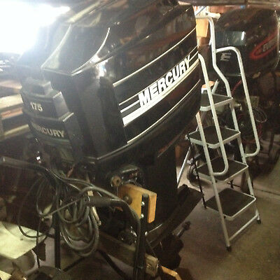 AU40 • Buy Outboard Motor Mercury 2.5 Ltr Wrecking 175hp 25  Extra Long, Coils $40 Each