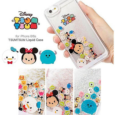 AU12.99 • Buy Disney Dynamic Bling Liquid Quicksand TPU Cover Case For IPhone SE2 X 6 7 8 Plus